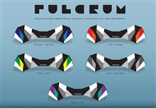 FULCRUM STANDARD COLOR COMBINATIONS Fulcrumstandards