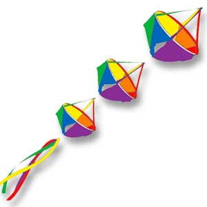 Rainbow Spinnies 22601