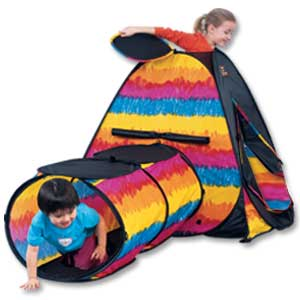 Fun Gripper Tent & Tube 411