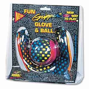 Fun Gripper-Mit & Ball Clamshell 107
