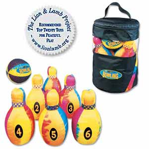 Fun Gripper Bowling Set 660
